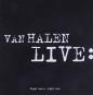 Van Halen. Right Here, Right Now - Live. 2 CDs. Bild 1