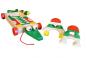 Wagen mit Bausteinen »Krokodil«. Bild 1