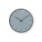 Wanduhr »City Hall«, blau. Bild 1