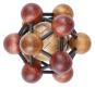 Albert Einsteins Atompuzzle. Geduldspiel. Bild 2