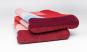 Decke »Mikkel rot«. Vom Bauhaus inspiriert. Bild 2