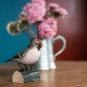 Deko-Vogel Birkenzeisig. Bild 2