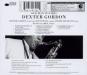 Dexter Gordon. Our Man In Paris (Rudy Van Gelder Remasters). CD. Bild 2