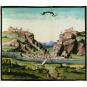 Die Reisebilder Pfalzgraf Ottheinrichs aus den Jahren 1536/37. Von seinem Ritt von Neuburg a.d. Donau über Prag nach Krakau und zurück über Breslau, Berlin, Wittenberg und Leipzig nach Neuburg. Bild 2