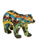 Eisbär aus Mosaik. Bild 2