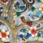 Eisen Ornament »Baum mit Vögeln und Blüten«. Bild 2