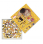 Kunstpuzzle mit 1000 Teilen. Gustav Klimts »The Kiss«. Bild 2