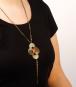Halskette »Aurore«. Bild 2