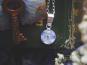 Halskette »Vergissmeinnicht«. Bild 2