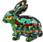 Hase aus Mosaiksteinen. Bild 2