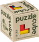 Holzpuzzle »Würfel«, farbig. Bild 2