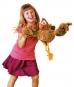Huhn Handpuppe. Bild 2