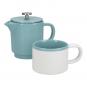 Kaffeebereiter mit Tasse. Bild 2