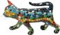 Katze aus Mosaik. Stehend. Bild 2
