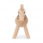 Kay Bojesen Holzfigur »Pferd, hell«. Bild 2