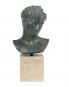 Kopf des Epheben von Marathon. Griechischer Hellenismus. Bild 2