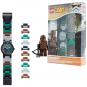 LEGO Chewbacca Kinder-Armbanduhr mit Minifigur. Bild 2
