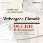 Lisbeth Exner / Herbert Kapfer. Verborgene Chronik 1914-1918. Die Gesamtausgabe. 15 CDs. Bild 2
