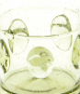 Luthers Glas aus grünem Waldglas. Bild 2