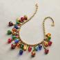 MET Halskette »Glitzerperlen bunt«. Bild 2