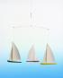 Mobile »Segelboote«. Bild 2
