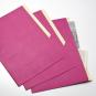 Moleskine Folio Professional 3 Registermappen dunkelrosa. Bild 2