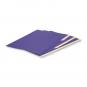 3 »Moleskine«-Registermappen, violett. Bild 2