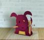 Notizzettelhalter »Hund«, rot. Bild 2