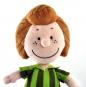 Peanuts Peppermint Patty Plüschfigur. Bild 2