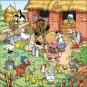 Petzi auf dem Bauernhof. Puzzle. Bild 2