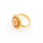 Ring Camée »Utopia« aus 750er Recycling-Gold. Bild 2