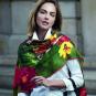 Schal Delacroix »Blumenkorb« Bild 2