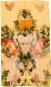 Seidenschal Katsushika Hokusai »Pfingstrosen«. Bild 2