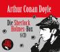 Sir Arthur Conan Doyle. Die große Sherlock Holmes-Box. 6 CDs. Bild 2