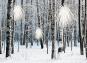 »Snowflower« Designerlampe. Bild 2