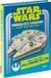 Star Wars. Millennium Falke. Modell & Buch. Bild 2