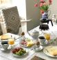 Teeservice »Blauer Fasan« für zwei Personen. Bild 2