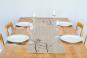 Tischläufer Leinen »Beerenzweig«, naturfarben. Bild 2