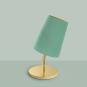 Tischlampe »Dandy«, mintgrün. Bild 2