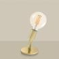 Tischlampe »Luna«, gold. Bild 2