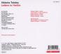 Viktoria Tolstoy. Letters To Herbie. CD. Bild 2