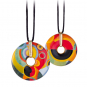 Amulett Robert Delaunay »Lebensfreude«. Bild 3