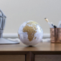 Batteriebetriebener Globus »Revolving Globe«. Bild 3
