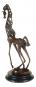 Bronzefigur »Hengst«, Hommage an Salvador Dali. Bild 3