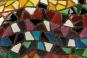 Buntes Mosaik-Schwein. Bild 3