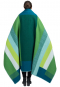 Decke »Mikkel grün«. Vom Bauhaus inspiriert. Bild 3