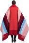 Decke »Mikkel rot«. Vom Bauhaus inspiriert. Bild 3