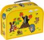 Der kleine Maulwurf. Drei Kinderkoffer mit wunderschönen Motiven. Bild 3