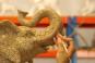 Elefant aus Mosaik. Bild 3