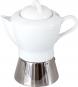Espressokocher mit Porzellankanne. Bild 3